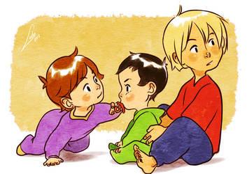 Take care of them by Lelia