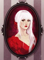 Sad Scarlet 2.0 by Lelia