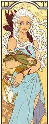 BM: Daenerys by Lelia