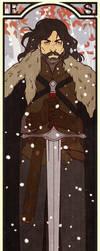 BM: Eddard Stark by Lelia