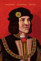 Commission: Richard III by Lelia