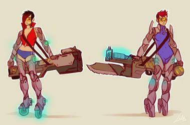 Bionical Gal by Lelia