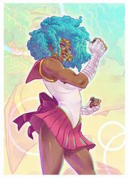 Sailor Kick-Ass by Lelia