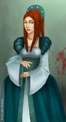 Bloody Lady by Lelia