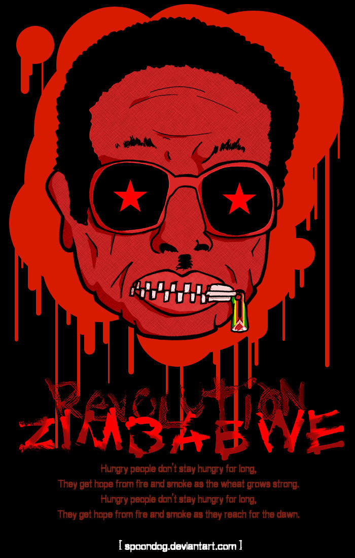 Revolution Zimbabwe 1.1 by Spoondog