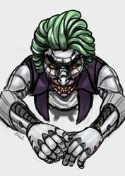 cyber-joker by gordo258