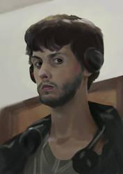 Portrait by gordo258