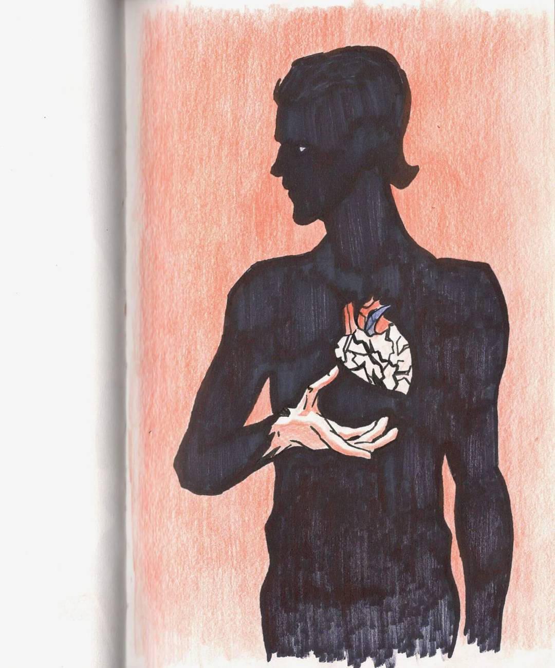 The heart will break by gordo258