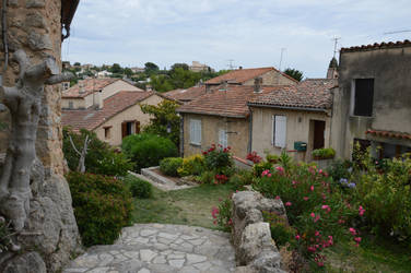 Village of MONTAUROUX by A1Z2E3R