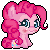 Pinkie Pie Icon by Kiss-the-Iconist