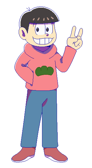 Mr. Osomatsu by Kiss-the-Iconist