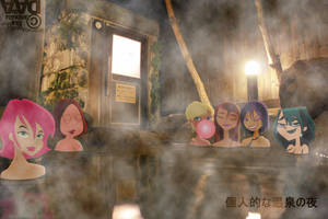 Private Onsen Night by daanton