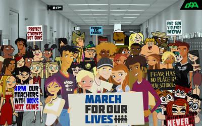 #MarchForOurLives by daanton