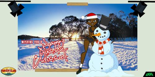 Happy Aussie Chrissie! by daanton