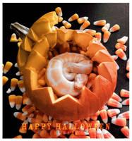 Happy Halloween from Zhun by ZombieHun