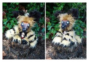 Kickstarter Hyena killslay by ZombieHun