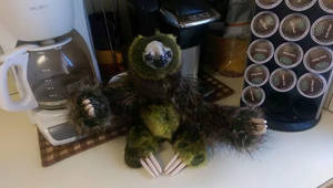 Sloth artdoll by ZombieHun