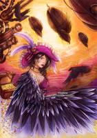 Eris - Golden War by Linelana