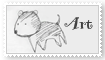 Stamp: Roy's Art by Toasty-Coconut