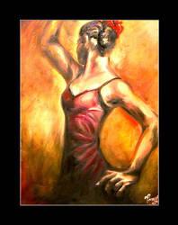 Flamenco I by DR4eva