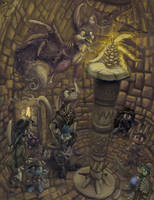 Imbecilers of the tomb by bimshwel