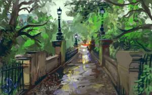 Regent's Park Bridge by bimshwel