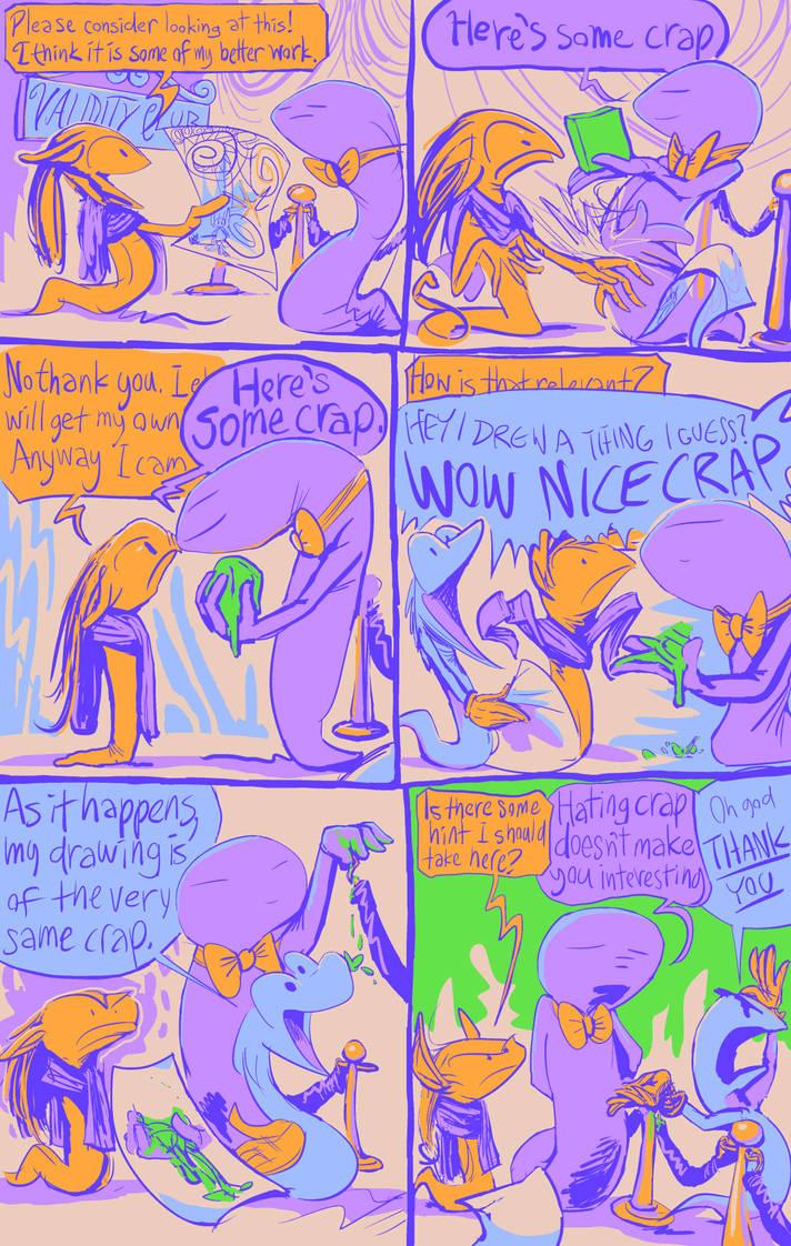 crapic novel by bimshwel