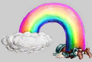 Rainbow by bimshwel