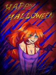 Happy Halloween! by Hanna-Diana-Magic