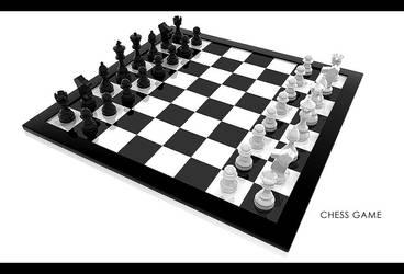 chess game by Tschakalaka