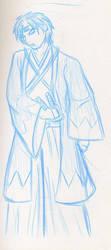 Aoe Reiji Shinsengumi version by FantomeFumee