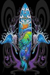 'Angels and Skulls' by DrewBrophy