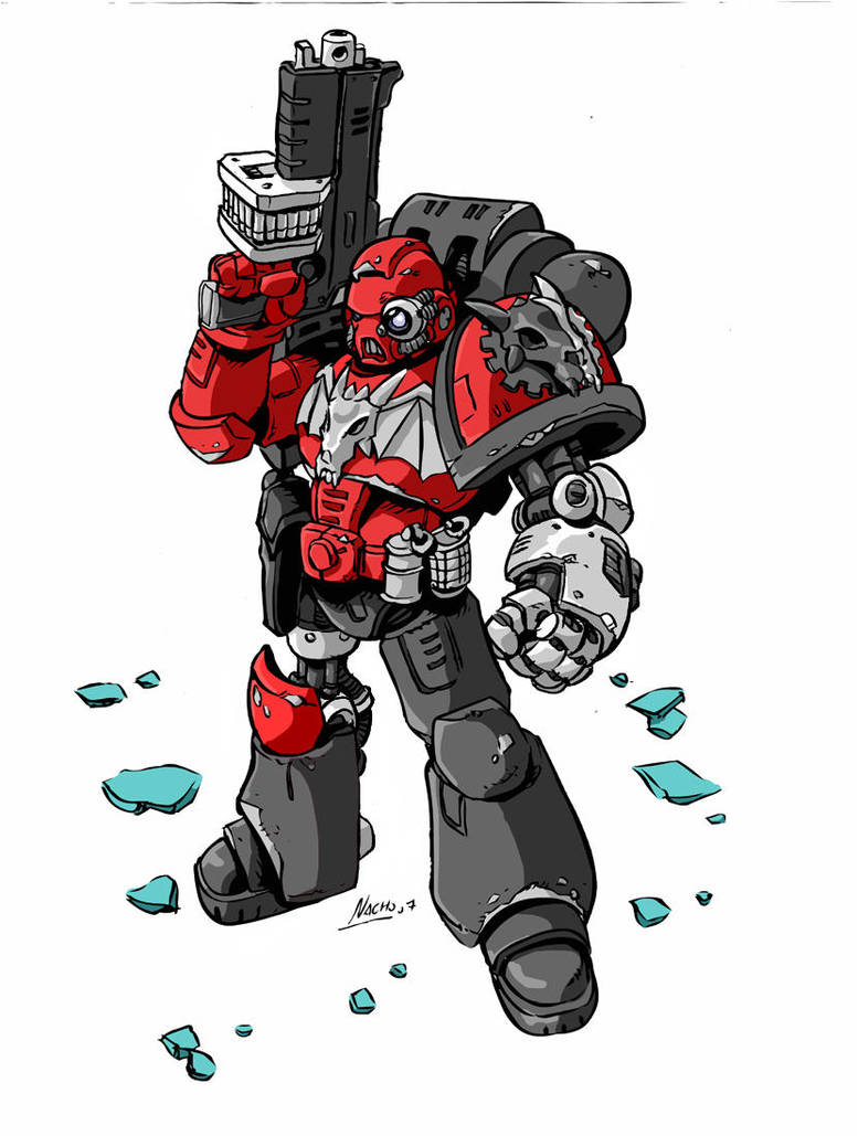 Final Mechanized Dragon by NachoMon