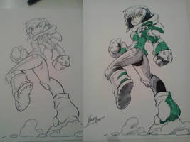 Rogue Commission A4 by NachoMon