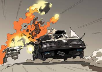 The Last Interceptor by NachoMon
