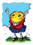 Souffle Girl by Clone-Artist