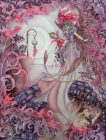 Midnight Masquerade by orafaerygirl