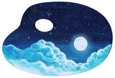 Moonlight palette by KaritaArt