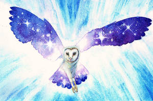 Starlight spirit by KaritaArt