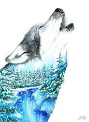 Breath of winter by KaritaArt