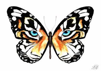 Tigerheart by KaritaArt
