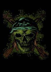 Skullsnir by rizalbak