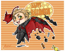 APH: Happy Halloween by Nogojo