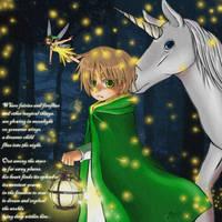 APH: Of Fairies, Fireflies.... by Nogojo