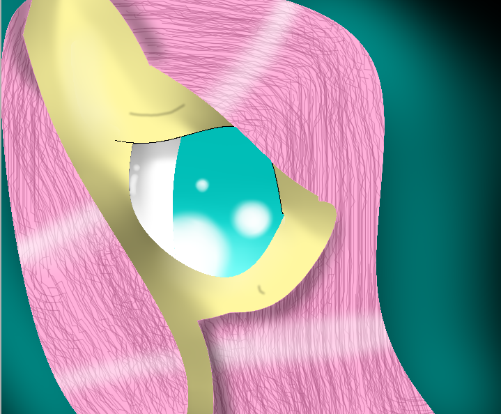 Fluttershy by theshadowpony357