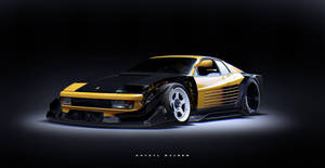 Testarossa by The--Kyza