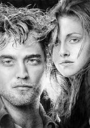 Robert and Kristen by NoName-Face