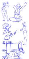 SketchDump 1 by CriminalKiwi