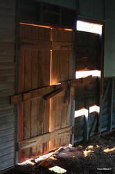 Shack door... by frasderp