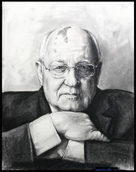 Gorbachev no.2 by jevankelley